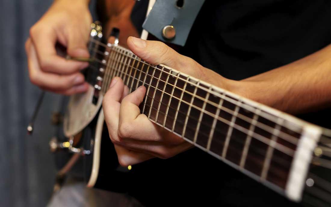 Cours de guitare et de basse chez Polysons à Carcassonne